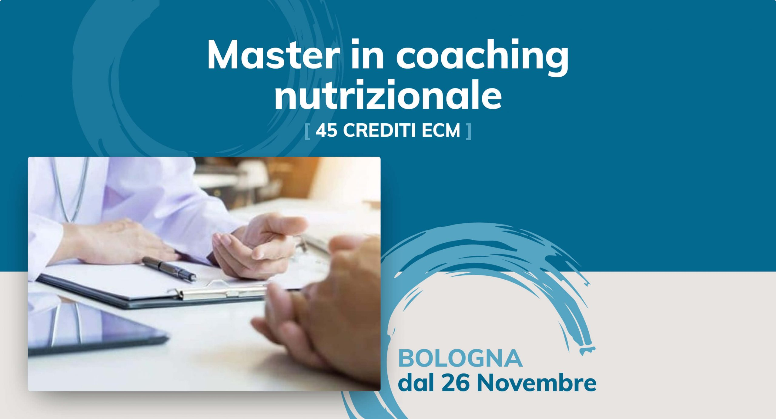 20-11-26 Master in coaching nutrizionale - Bologna